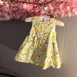 Other - Baby girl lemon sundress